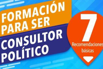 formación para ser consultor político