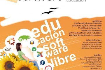 Dia Software Libre en Universidad de Costa Rica