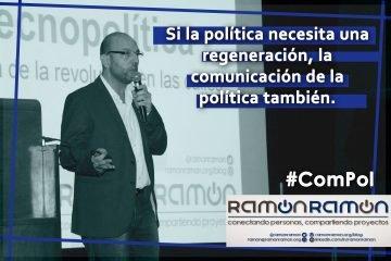 Regeneración en la comunicación política